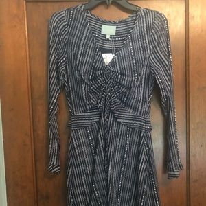 Navy Skies Are Blue Dress XS